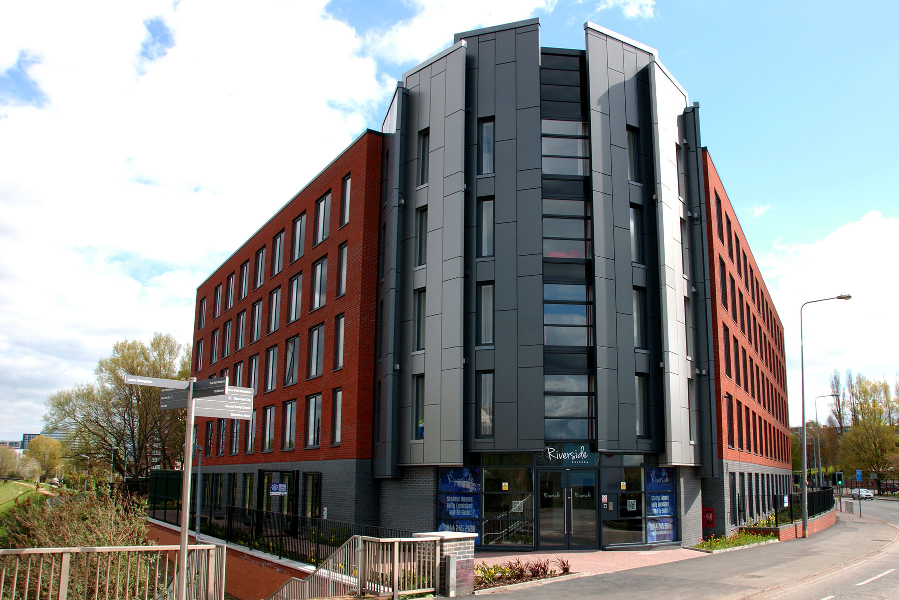 Riverside Luxury Student Accommodation Manchester, Salford ...